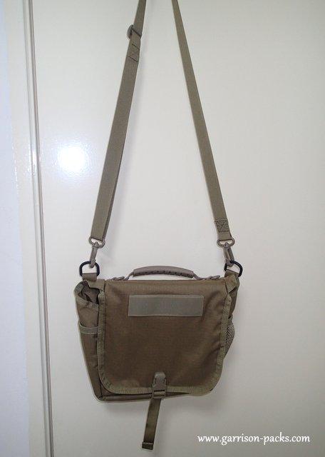 Modifying A Blackhawk Tactical Handbag