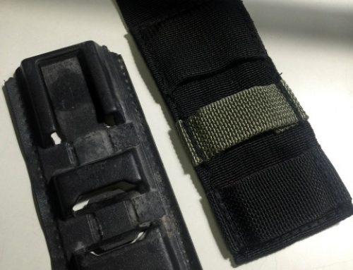 Membaiki backpack Karrimor Jaguar XS60