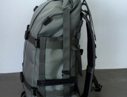 Prototype day pack been keeping us busy