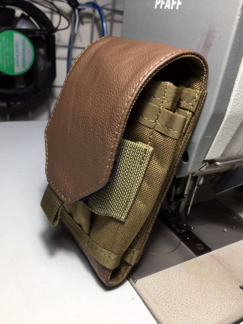 To give this EDC-able pouch that friendly look