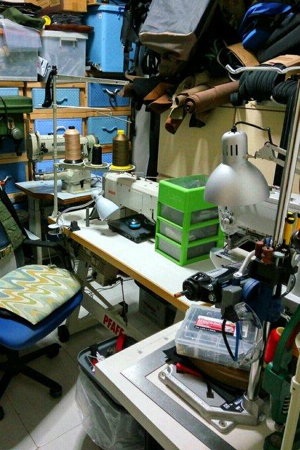 sewing workshop Selangor